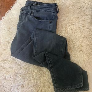 AG ADRIANO GOLDSCHMIED THE STEVIE SKINNY JEANS